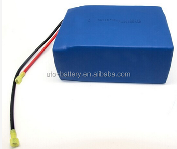 36V 10Ah sliver fish lithium battery pack for E-bike 36V 10Ah/20Ah/30Ah