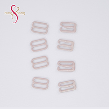 Support OEM / ODM service sexy swimsuit plastic snap bra fastener, bra strap holder clip