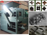 High efficiency coal slime briquette machine/coal slime ball press machine