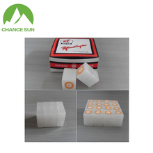 High Quality Deer Brand Camphor 96% Purity Synthetic Camphor Tablets