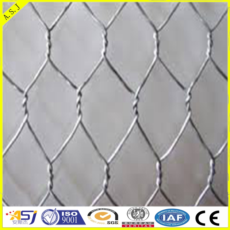 galvanized weaved Gabion Matters/Basket/box/mesh