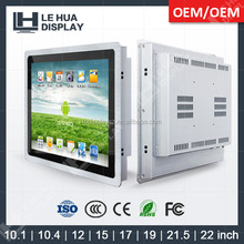 cheap all in one pc of 15 inch industrial embedded pc