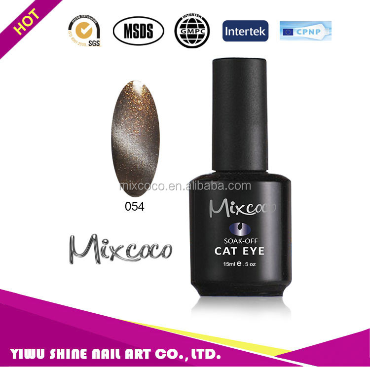 Best trading products cat eyes gel nail polish new technology product in china
