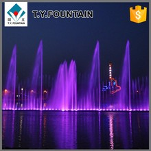 Ornamental Outdoor Small Floating Fountain Home decoration