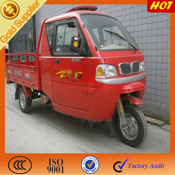 DUCAR semi cabin tricycle brands