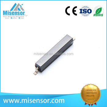 Limit magnetic reed switch