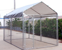 pet shelter, dog kennel