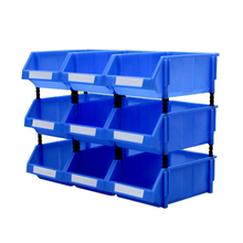 Multifunction Box Plastic Parts Storage Stacking Picking Bin