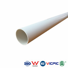 ASTM F2158 standard 50mm central vacuum pvc ducting