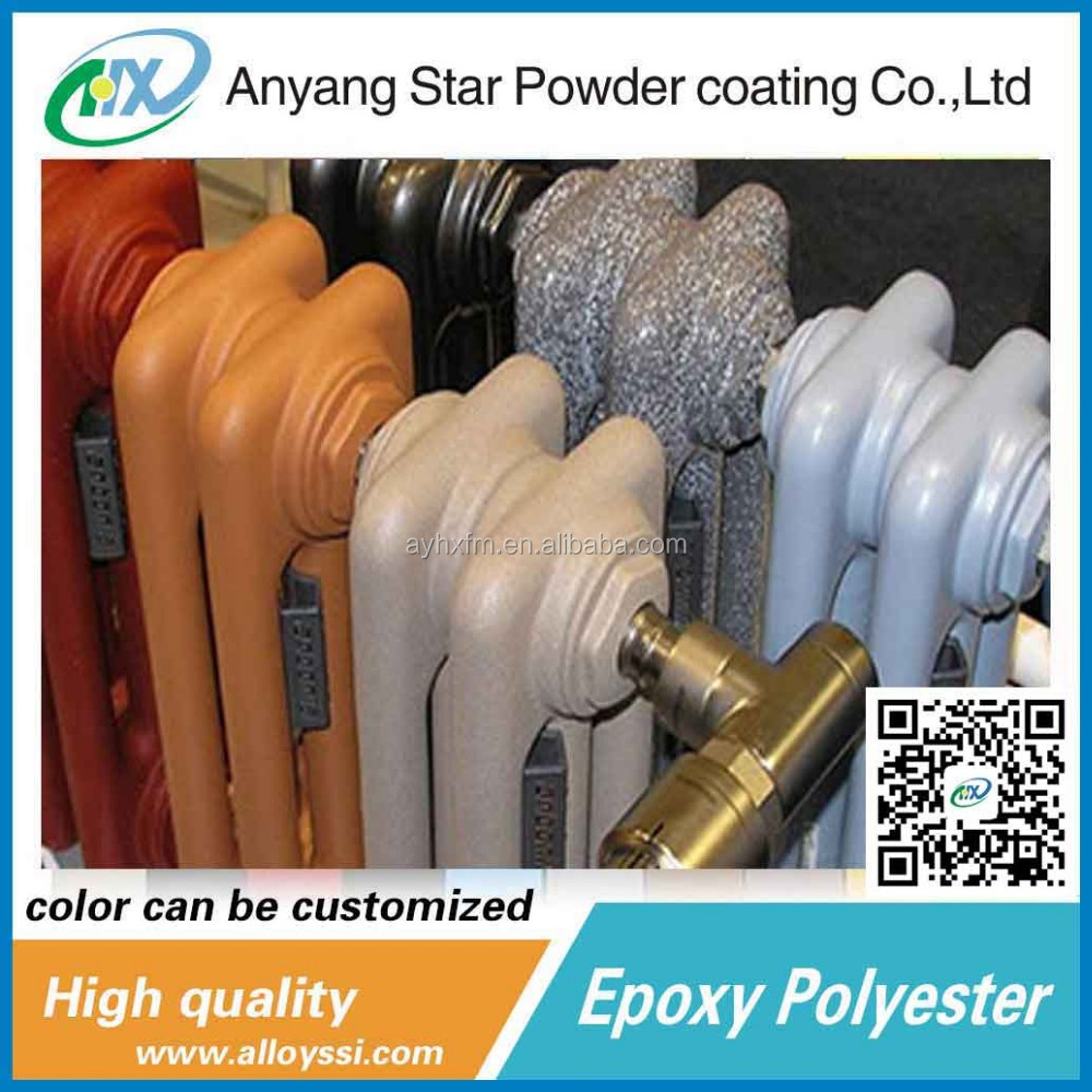 aluminium profile powder coating/ Art texture powder coating/ Metallic Powder Coatings