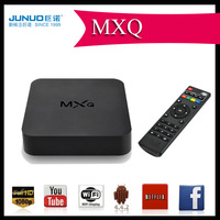 JUNUO Factory best google tv box android 4.4 Amlogic S805 USB/SD/MMC cards