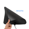 Hot selling Amplified hdtv antenna with booster hdtv digital antenna