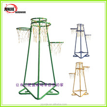 2017 basketball hoop stand movable basketball stand