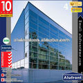Aluminum Visable Glass Curtain Wall