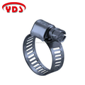 Mini type pipe hose clamps for pipeline of home and agricultural machinery