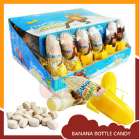 banana bottle compress turkish candy