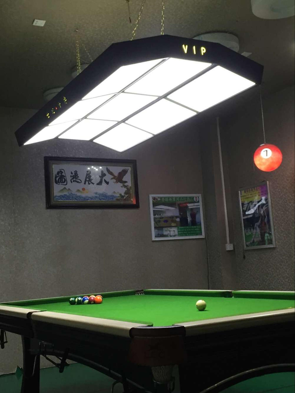 Pool And Billiard Table Led Light