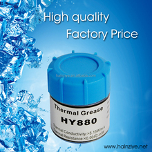 High thermal conductivity HY880-CN10 Nano thermal grease/compound/paste for CPU cooler