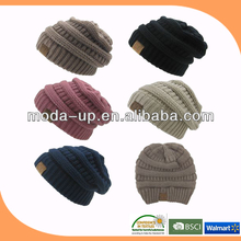 New fashion winter hats women's knitted warm hats