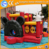 New design CE certificate 0.55mm PVC small inflatable bouncer, adult bounce house, jump house