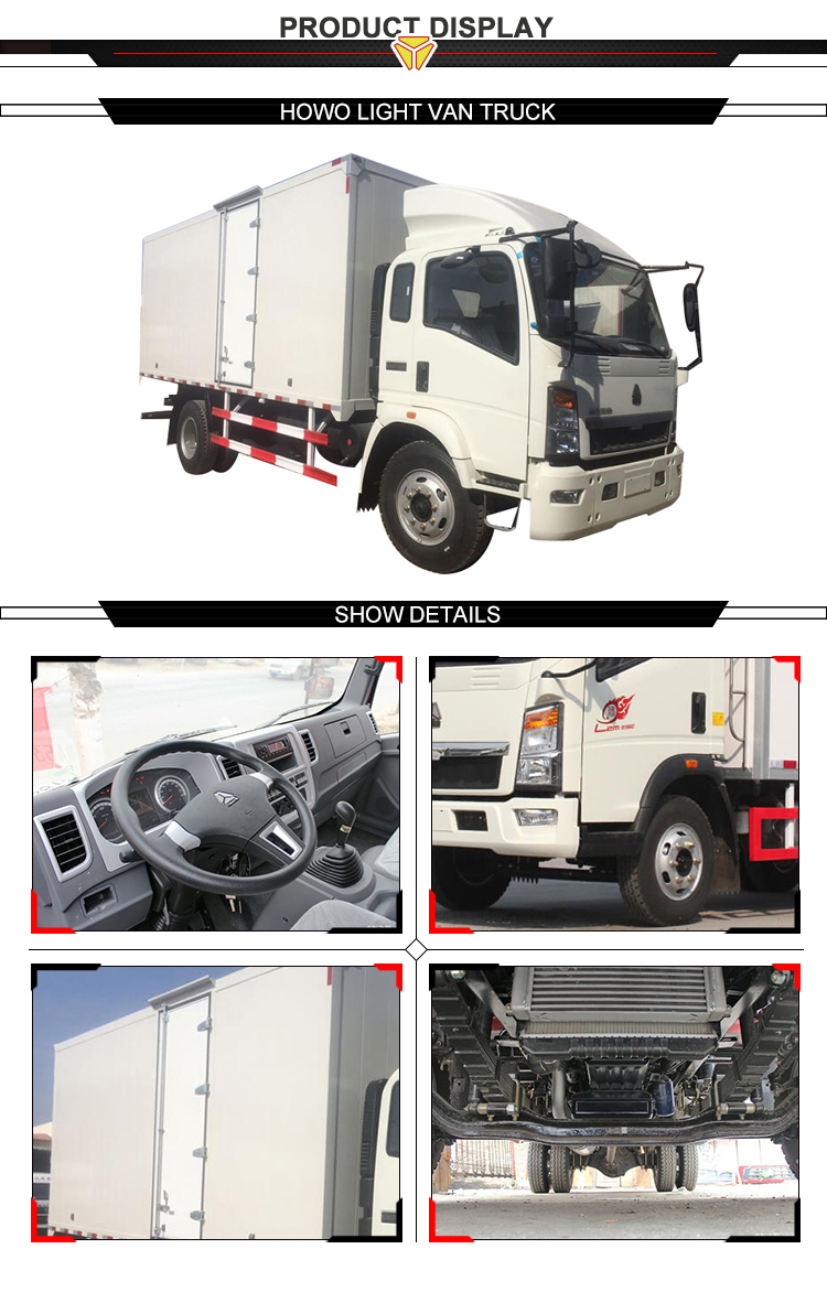 Good quality China transport spare parts sinotruk howo truck price