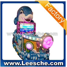 electronics dart board machinery with CE certificate coin operated vending machine commercial indoor funny fishing game machine