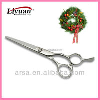 Professional hair scissors made of 440C Japanese steel