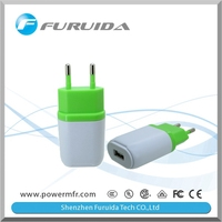 5V 1A Strong-compatibility Universal EU Flat Mobile Phone Charger For multiple Phones