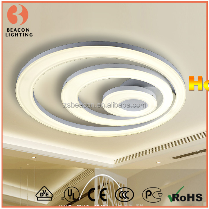 new products 2015 innovative product dining room furniture round base aluminum shade fashion design led pendant light MP8376-3