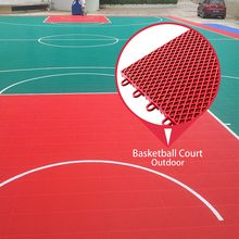 Good price high quality temporary sports flooring basketball outdoor sport court