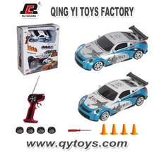 2012 new 4 channels rc drift toy car--cool design