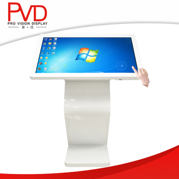 Multitouch Shopping Mall Kiosk With In built Windows or Android