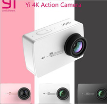 New and Hot Selling YI 4K action 360 camera with cheap price xiaomi YI II 360 video camera
