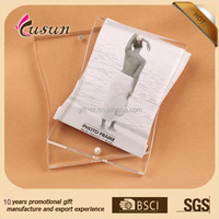2015 New Style Acrylic Photo Picture Frame And Magnetic clear Acrylic picture Frame