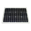 mono silicon high efficient pv solar panel 30w 18v for 12v system
