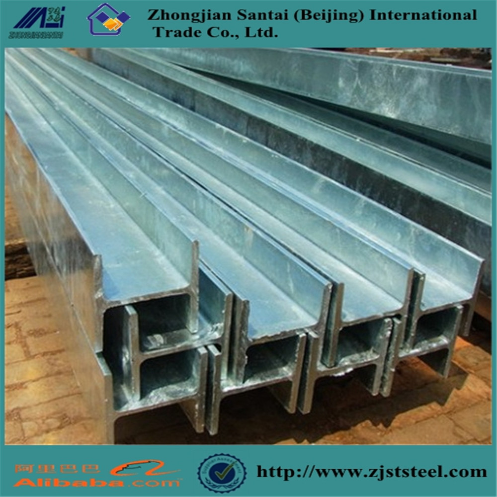 Steel Retaining Structures : Weld steel structure h beam for using retaining