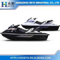 CHINESE MANUFACTURER YONGBANG Jetski Black or White Color YB-CA-1 Suzuki Engine 1300CC 2 person China Small Jet Ski Boat