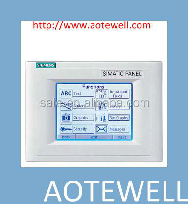 Touch panel for siemens TP270 6AV6545-0CC10-0AX0
