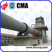 high-performance dry(wet)process cement plant kiln Equipment manufacturer in China