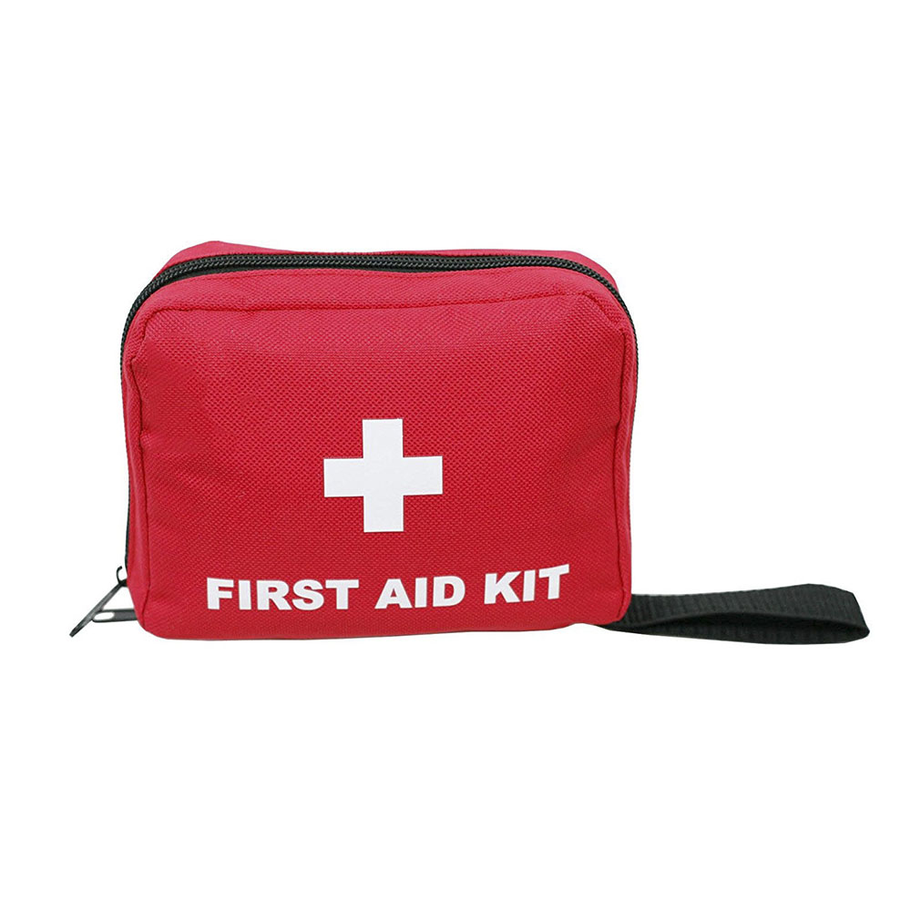 200Pieces Full Equipped Functional With Medical Supplies For Emergency And Survival Easy To Carry First Aid Kit