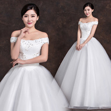 ZH0217A Lastest popular bridal grown bridal dresses wedding dress