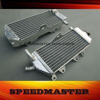 aluminium motorcycle radiator factory for yamaha YZ125 2002-2004