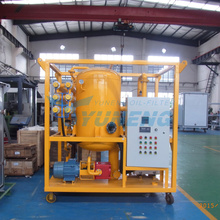 China Chongqing Mobile Transformer Oil Purification Plant