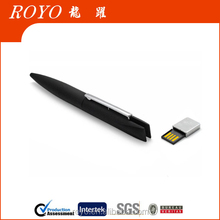2015 High quality metal pen with usb flash drive U-0615
