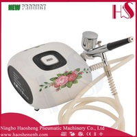 hot sale China air brush make up airbrush compressor for body facial essence