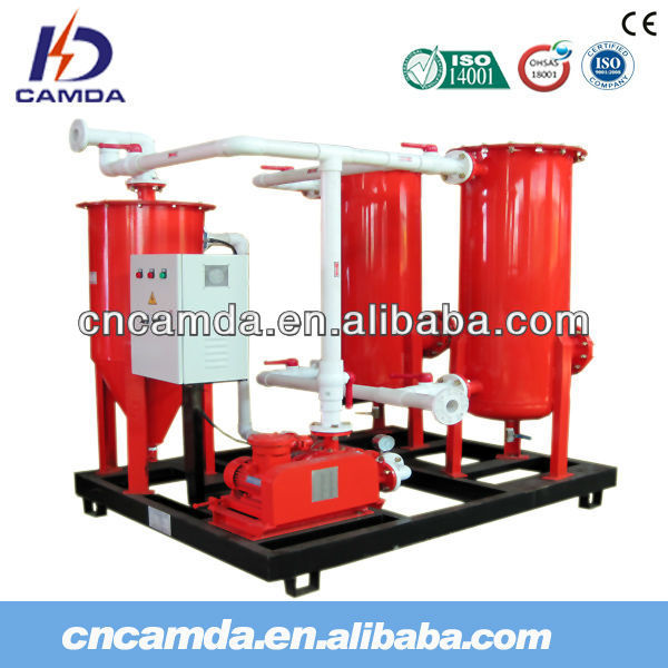 Biogas pretreatment system / biogas purifying system/ biogas scrubber system