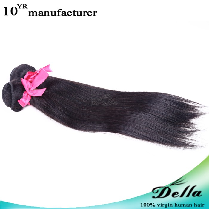 Wholesale price 8 inch human hair weave
