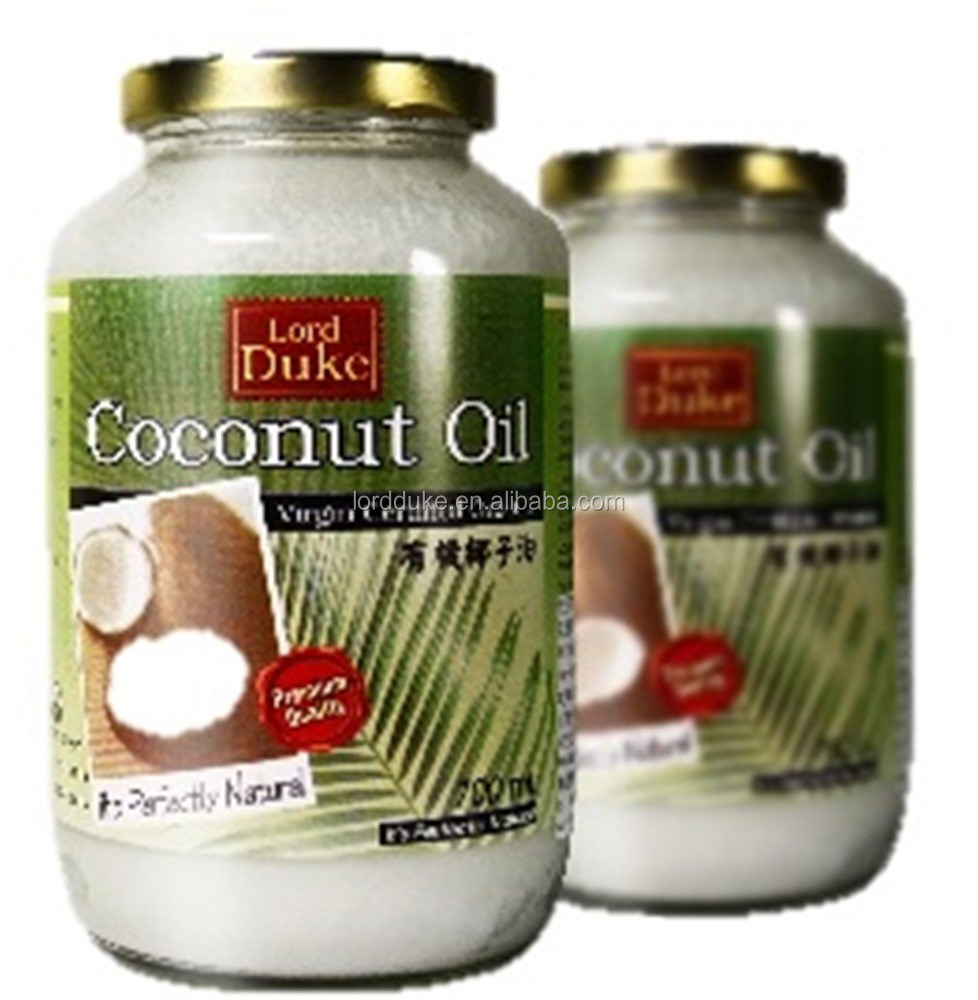 BEST QUALITY Lordduke Thailand 100 cold press pure extra virgin organic coconut oil