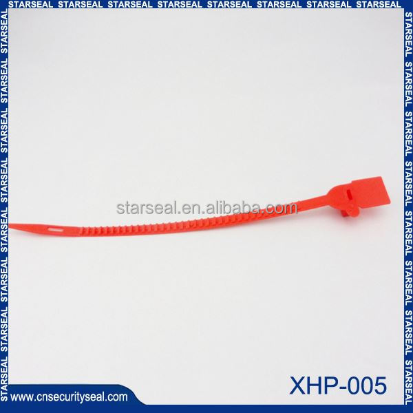 XHP-005 Oil & Gas Vehicle Security Seals / plastic security seal / padlock seal
