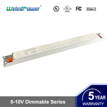 1100-1600Ma Linear Dimmable Led Power Supply Dimmable Led Driver Fcc